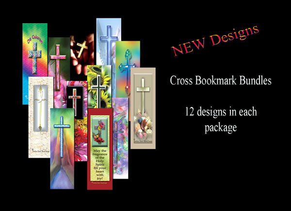 Cross Bookmark Bundle #PBC-0731